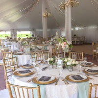 Tented Reception