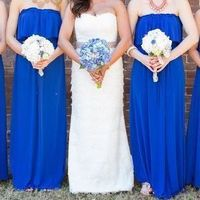 Royal Blue Maxis