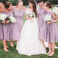 Pale Purple Dresses