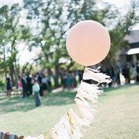 Balloon Aisle Marker