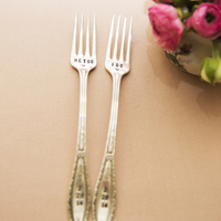 Personalized Flatware