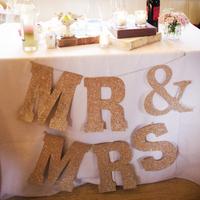 Mr. & Mrs. Signage