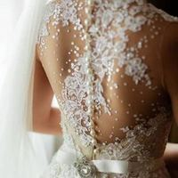 lace and pearl