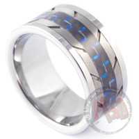 Boosted Tungsten Rings