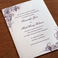 Possible invitation style, but with color change?