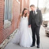 Wedding Day Stroll