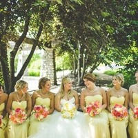 Sunny Bridesmaids