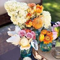 Late Summer Centerpieces
