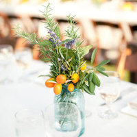 Summer Vineyard Centerpiece