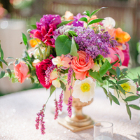 Colorful Summer Centerpiece