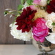 1406323884 small thumb red hot pink wedding flowers wedding reception centerpieces.original