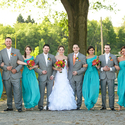 1406645007 thumb photo preview turquoise and orange pennsylvania wedding 20