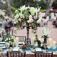 Tall Garden Centerpiece