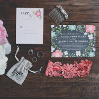 The Invites and Accessories