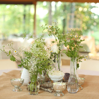 Reception Tablescapes