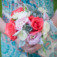 Rose Bridesmaid Bouquet