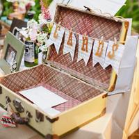 Flowers & Decor, Vintage Wedding Flowers & Decor