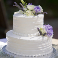Two-Tiered Cake