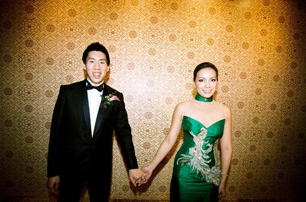 Real Weddings, green, black, Glam Real Weddings, Glam Weddings, singapore weddings, singapore real weddings