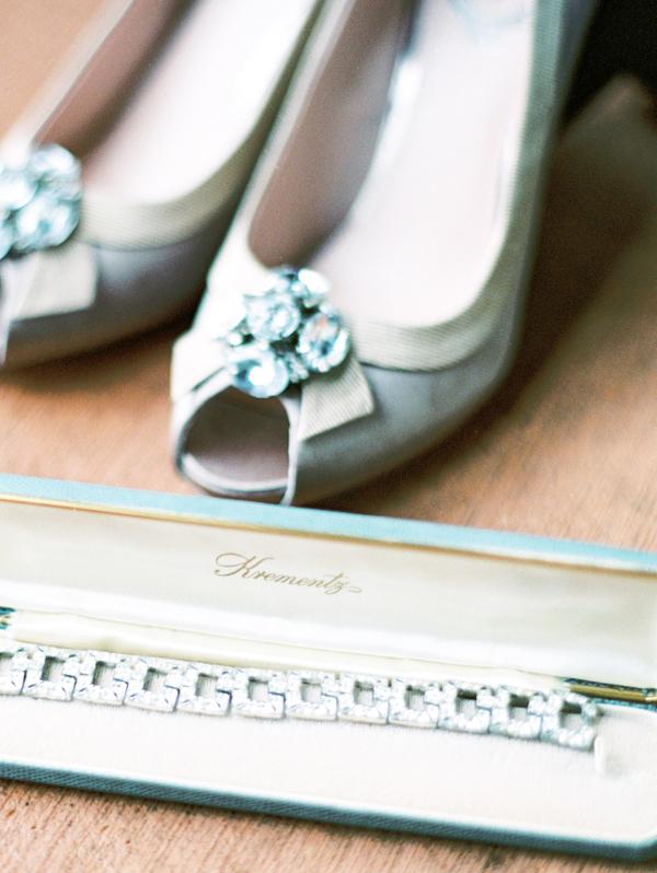 Real Weddings, silver, Platinum, Bridal shoes, Heels, Elegant, Sophisticated, Bridesmaid shoes, Wisconsin Real Weddings, wisconsin weddings