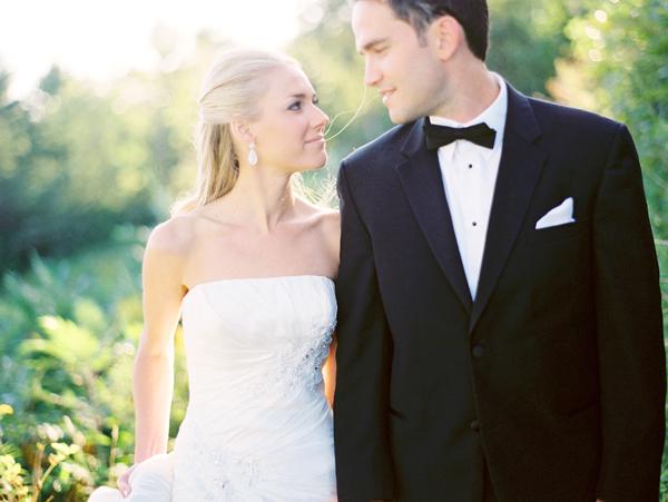 Beauty, Jewelry, Real Weddings, Earrings, Wedding Day Jewelry, Elegant, Tuxedo, Couple, Black-tie, Sophisticated, Wisconsin Real Weddings, wisconsin weddings
