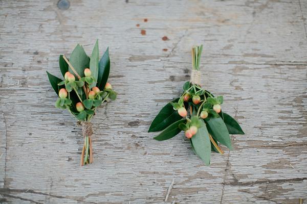 Flowers & Decor, Real Weddings, green, Boutonnieres, Desert, rustic romance, arizona real weddings, arizona weddings