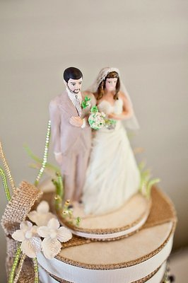 Cakes, Cake Toppers, Beach Real Weddings, south carolina weddings, south carolina real weddings, vintage cake toppers