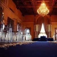 Ceremony, Real Weddings, Destination, Glamorous, Formal, Ballroom, Dramatic, Indoor, Ghost chairs, florida real weddings, florida weddings