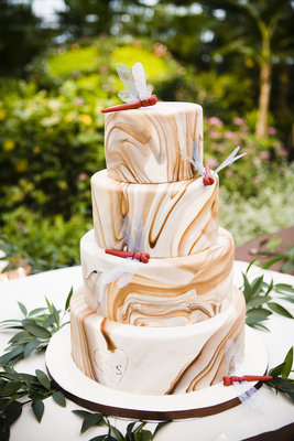 Cakes, Real Weddings, brown, Modern Wedding Cakes, Wedding Cakes, Fall Weddings, Fall Real Weddings, Midwest Real Weddings, illinois weddings, illinois real weddings