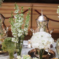 Reception, Flowers & Decor, Real Weddings, white, ivory, Centerpiece, Elegant, Chic, Sophisticated, Northeast weddings, washington dc real weddings, washington dc weddings