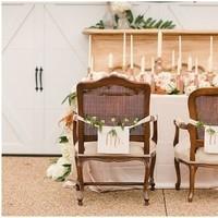 Bohemian Beautiful Sweetheart Table