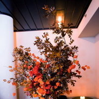 Real Weddings, orange, Centerpieces, Fall Weddings, Northeast Real Weddings, City Real Weddings, Fall Real Weddings, City Weddings, Fall Wedding Flowers & Decor, new york weddings, new york real weddings