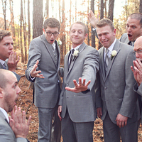 9 Too-Funny Groomsmen Pictures