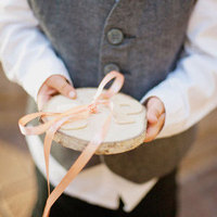 Rustic Ring Carrier