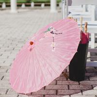 Pink Sun Parasols