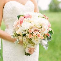 Allie's Bridal Bouquet