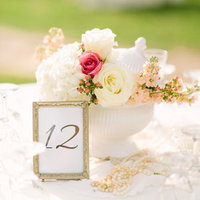 Shabby Chic Centerpiece