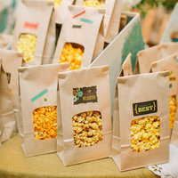 Flavored Popcorn Favors!
