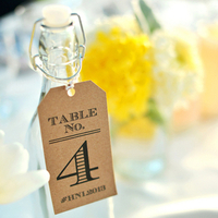 Fun Table Numbers