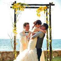 Gorgeous Waterfront Ceremony