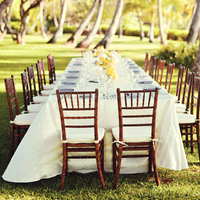 Beach Chic Tablescape