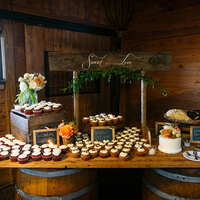 Rustic Dessert Display