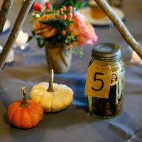 Fall Tablescape Accents