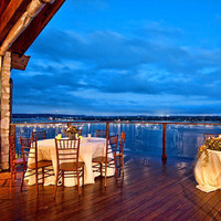 Natures Point - Waterfront Weddings
