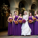 1409255357 thumb photo preview fall wedding purple orange stevie ramos photography