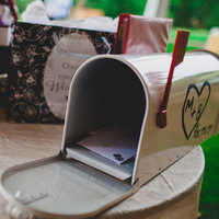 Mailbox for Cards