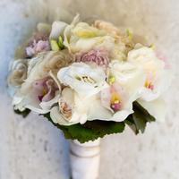 Morgan's Bridal Bouquet