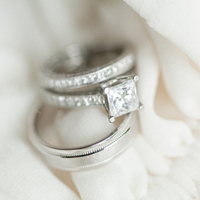 Classic Princess Engagement Ring