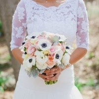 Romantic Anemone Bouquet