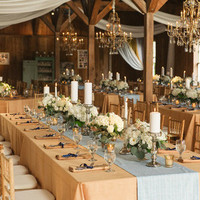 Boone Hall Plantation - Reception